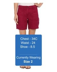 Tommy Bahama - Red New Two Palms Cargo Short - Lyst