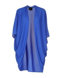 Hotel Particulier - Blue Cardigan - Lyst