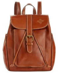 Patricia Nash | Brown Aberdeen Backpack | Lyst