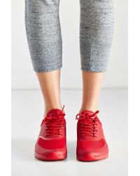 Nike | Red Women's Air Max Thea Running Sneaker | Lyst