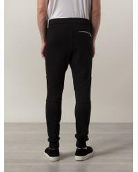 John Elliott - Black Zipped Pocket Track Pants for Men - Lyst