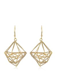 Lotocoho | Metallic P-vi Earrings | Lyst