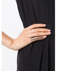 Stephen Webster - Metallic Long 'articulating' Knuckle Ring - Lyst