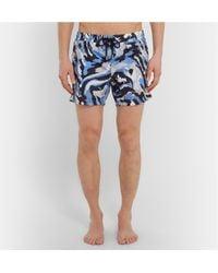 Moncler - Multicolor Floral Trunk for Men - Lyst