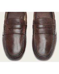 Frye - Brown West Penny for Men - Lyst