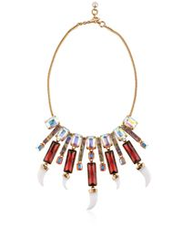 House of Lavande | Metallic Aurora Necklace | Lyst
