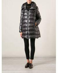 Moncler - Gray Suyen Padded Jacket - Lyst