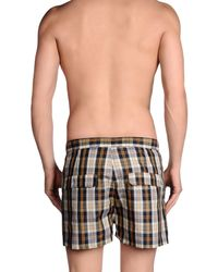 Cheap Monday - Natural Swimming Trunk for Men - Lyst