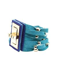 CC SKYE   Blue Baja Malibu Bracelet   Lyst