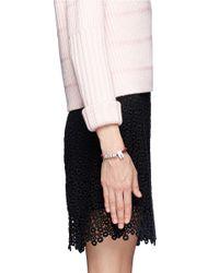 Venessa Arizaga | Pink 'sweet Tooth' Bracelet | Lyst