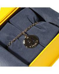 Fendi | Metallic Bijoux Bracelet | Lyst