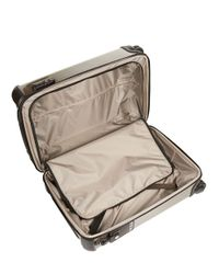 Tumi | Brown Tegra-lite International Carry-on for Men | Lyst