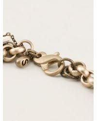 Sveva Collection | Multicolor 'Baku' Crystal Embellished Necklace | Lyst