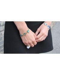 Jenny Bird | Metallic Oracle Ring - Size 6 | Lyst