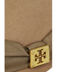 Tory Burch - Natural Classic Walking Wool-Felt Fedora - Lyst