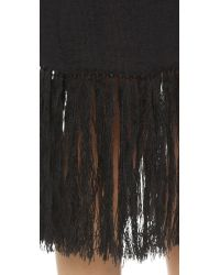 Ulla Johnson - Black Gia Sweater Dress - Miel - Lyst