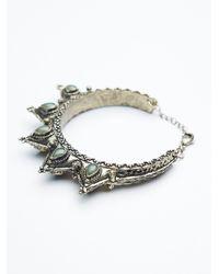 Free People - Metallic Womens Starburst Cuff - Lyst