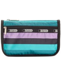LeSportsac | Blue Boxed Travel Cosmetic | Lyst