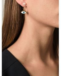 Delfina Delettrez | Blue 'eye Piercing' Earring | Lyst