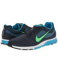 Nike - Blue Zoom Fly 2 - Lyst