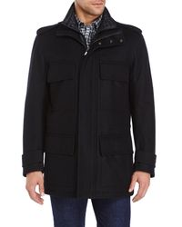 Marc New York | Black Liberty Field Jacket for Men | Lyst