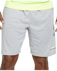 Polo Ralph Lauren - Gray Polo Sport Jersey Athletic Shorts for Men - Lyst