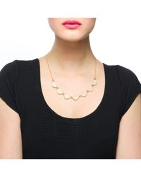 Lulu Frost | Metallic Le Baiser Multi Necklace | Lyst