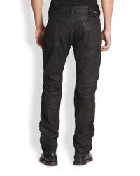 Ralph Lauren Black Label - Black Courier Cargo Pants for Men - Lyst