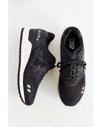 Asics - Black Gel-lyte Iii Sneaker - Lyst