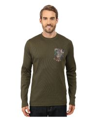 Under Armour - Green Borderland Waffle for Men - Lyst