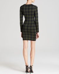 Ronny Kobo Green Torn By Dress - Mammie Cabin Plaid