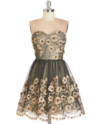 Chi Chi London Natural Debut Your Dazzle Dress