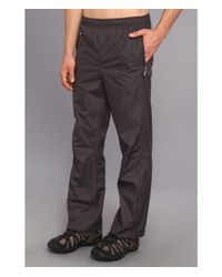 The North Face Gray Resolve Pant for men