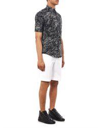 Balenciaga Black Arena High-top Sneaker for men