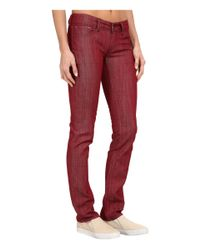 Marmot | Red Madison Jeans | Lyst