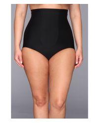 Tc Fine Intimates | Black Plus Size Just Enough® Hi-waist Brief 4005 | Lyst