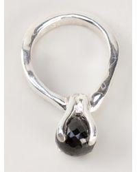 Rosa Maria | Black 'yoko' Ring | Lyst