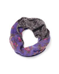 Ralph Lauren - Purple Padova Wool Snood - Lyst