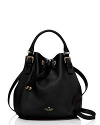 kate spade new york | Black Cobble Hill Sandy | Lyst