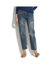 Madewell | Blue Chimala&Reg; Denim Ankle Jeans | Lyst