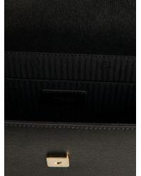 Fendi | Black Demi Jour Shoulder Bag | Lyst