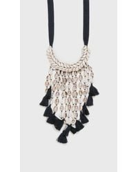 Figue - Blue Sina Necklace - Lyst