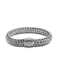 John Hardy - Metallic Large Bracelet for Men - Lyst
