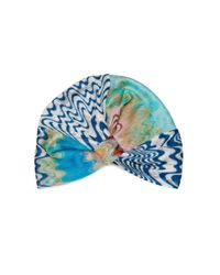 Missoni - Blue Hat - Lyst