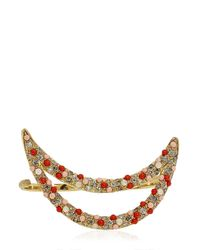 Carolina Bucci - Orange Smile Ring - Lyst