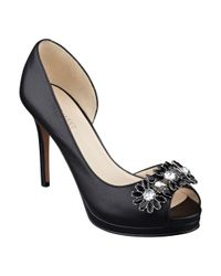 Nine West - Black Finest D'Orsay Pumps - Lyst