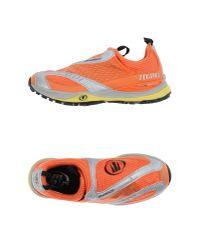 Tecnica - Orange Low-tops & Trainers - Lyst