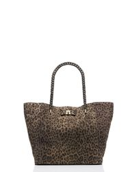 kate spade new york | Multicolor Chaplin Drive Leopard Maeve | Lyst