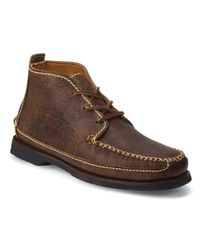 Chippewa Brown 30103 Made In Usa Chukka for men