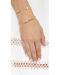 Kate Spade | Metallic Say Yes One In A Million Bracelet | Lyst